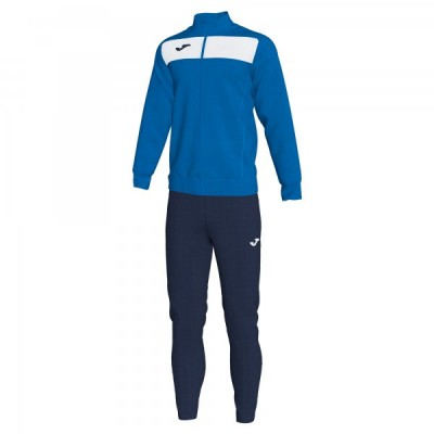 Спортивный костюм Joma ACADEMY II 101352.702 синий с темно-синими брюками