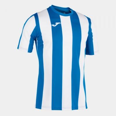 Футболка игровая Joma с синими и белыми полосками INTER 101287.702