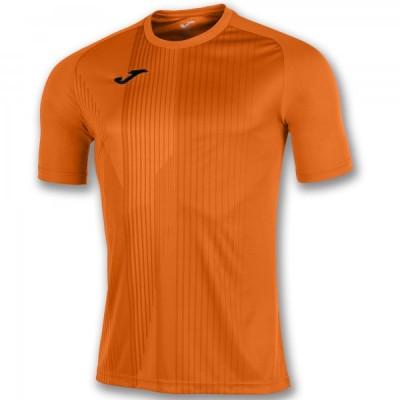 Футболка игровая Joma оранжевая TIGER 100945.800
