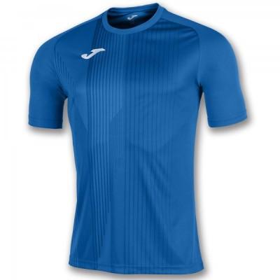 Футболка игровая Joma синяя TIGER 100945.700