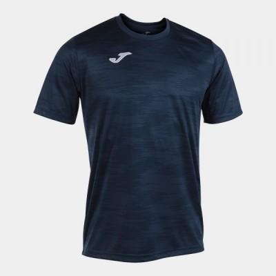 Футболка игровая Joma темно-синяя GRAFITY 101328.331