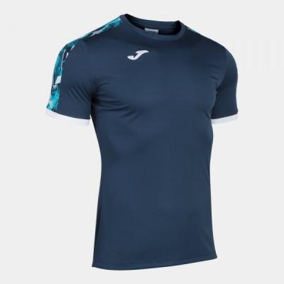 Футболка игровая Joma темно-синяя CHAMPIONSHIP VI 101549.331
