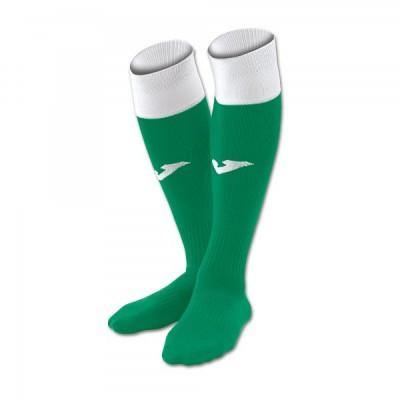 Гетры Joma CALCIO 400022.450 цвет зеленый и белый