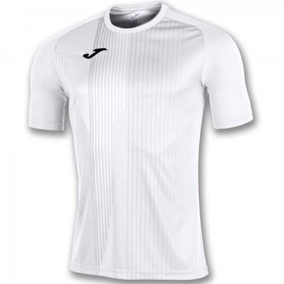 Футболка игровая Joma белая TIGER 100945.200