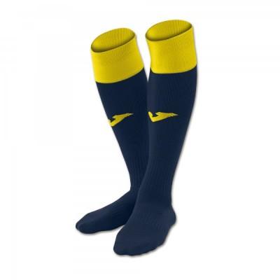 Гетры Joma CALCIO 400022.339 цвет темно-синий и желтый