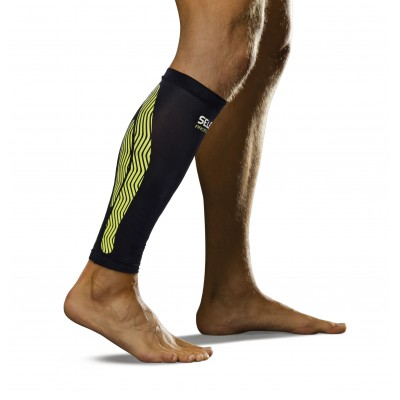 Бандаж для голени Compression calf support with kinesio 6150