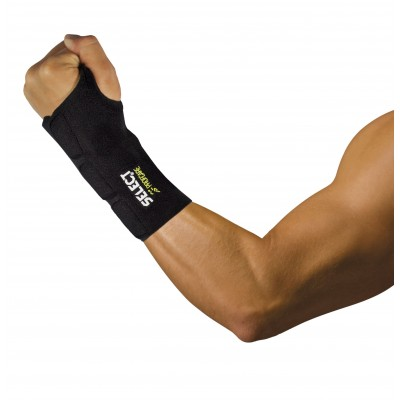 Бандаж для запястья SELECT Wrist support w/splint 6701
