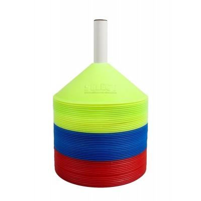 Набор тренировочных маркеров Marker set 48 pcs w/plastic holder