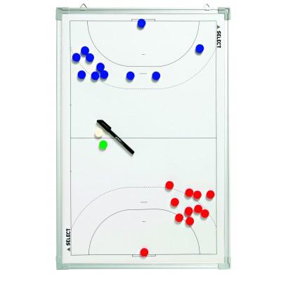 Тактическая доска SELECT Tactics board alu - handball