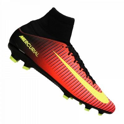 Футбольные бутсы Nike Mercurial Veloce III DF FG 870