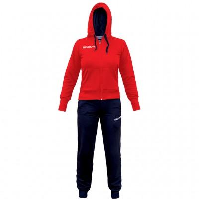 Женский спортивный костюм GIVOVA TUTA LADY